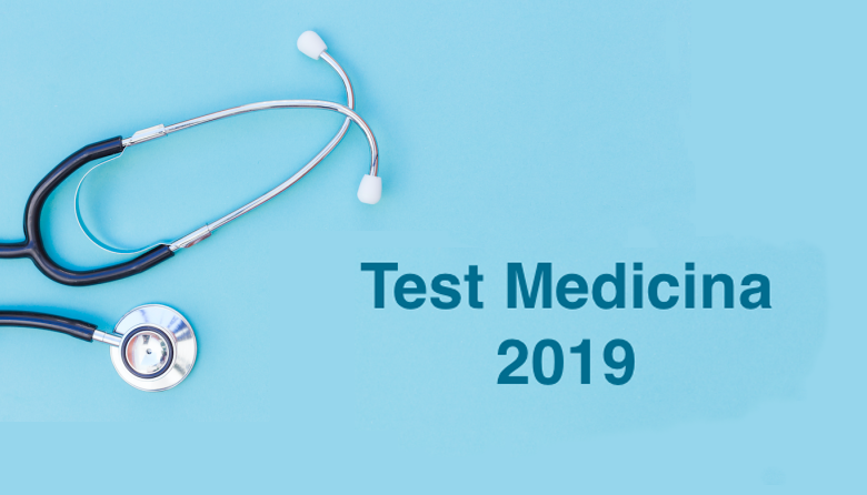 Test medicina 2019